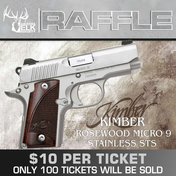 Kimber Rosewood Stainless Micro 9 STS